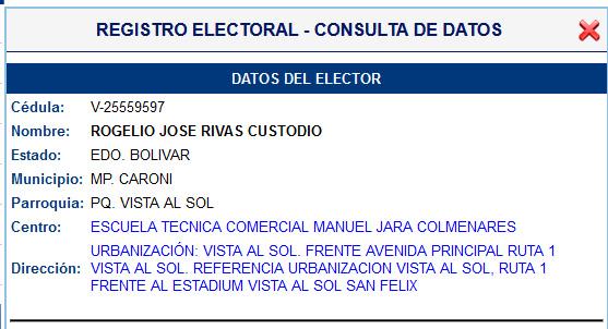 Rogelio José Rivas Custodio | Estafador
