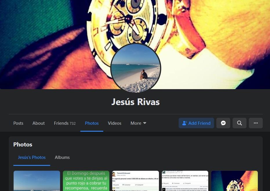 JESUS EDUARDO PIRE RIVAS | Estafador