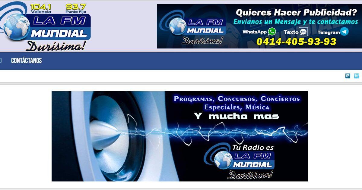 La FM mundial (Emisora de Radio) que estafa con concursos falsos